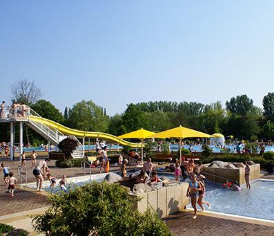 Foto vom Freibad Langenlonsheim
