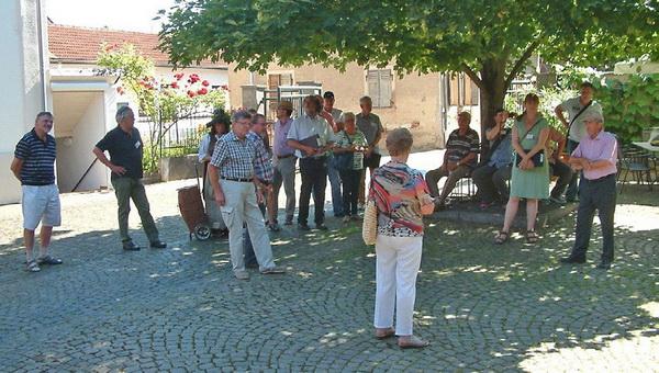 Unser Dorf soll schöner wergen - 2015 Preisverleihung